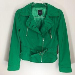 Express Green Jacket S